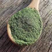Brokoļu pulveris
