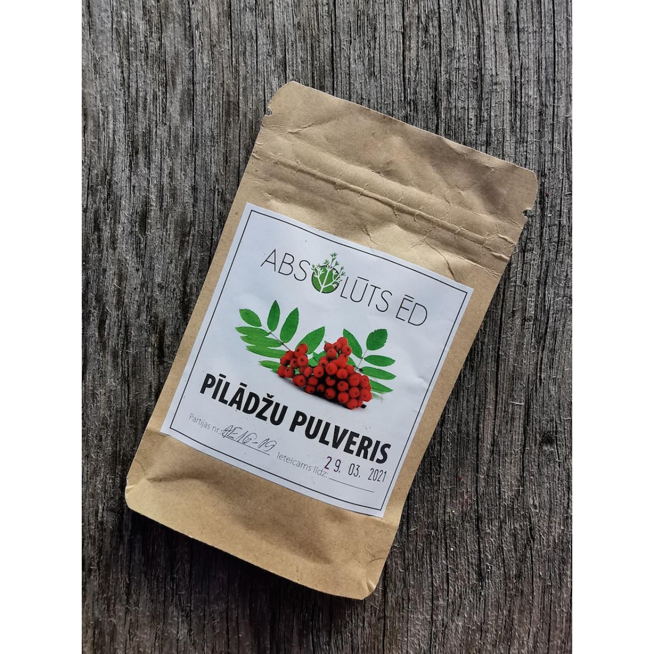 Pīlādžu pulveris