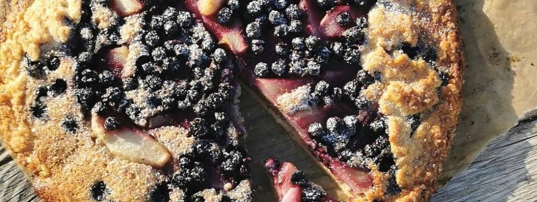 Bumbieru melleņu kūka